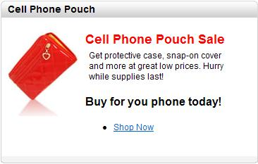 CellularFactory Cell Phone Pouch
