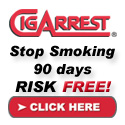 CigArrest - Stop Smoking Risk Free!
