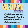 Seralago Hotel & Suites affordable vacation in Orlando area