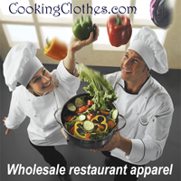 CookingClothes - Wholesale Catering Apparel