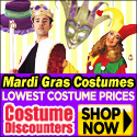 Lowest Costume Prices Guaranteed!