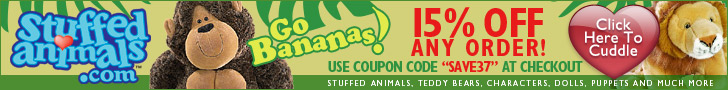 StuffedAnimals.com - Incredible place to explore and discover all of the wonderful stuffed animals