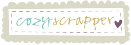 Cozy Scrapper - inspired clothing for scrapbookers