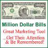 Million Dollar Bills!
