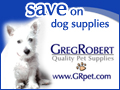 Puppy and Dog Supplies - GregRobert