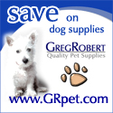 Dog Products at GregRobert