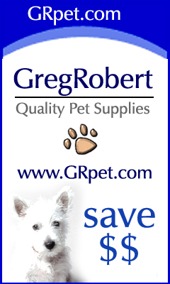 GregRobert Dog Care Products for Less
