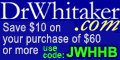 Link to Dr.Whitaker''s Home Product Page with over 65 nutritional health products. $10 off on purchases of $60 or more.