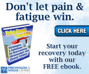 Don't let pain and fatigue win. Start your recovery with our free eBook.