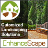 EnhanceScape provides premium landscape, hardscape, and home improvement services.  Free estimates and financing options available.