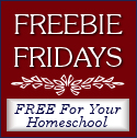 Free Homeschool Resources Every Friday from The Old Schoolhouse Store