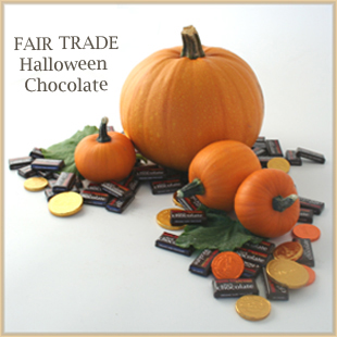 fair trade halloween kit