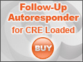 Follow-up Autoresponder for CRE Loaded
