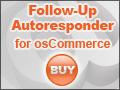 Follow-up Autoresponder for osCommerce