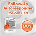 Follow-up Autoresponder for Zen Cart