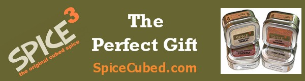 SpiceCubed - The Perfect Gift
