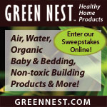 green nest, healthy home products, air, water, organic