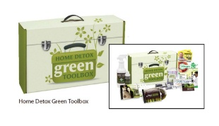 The Home Detox Green Toolbox