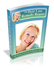 Female Hair Loss Remedy Report
