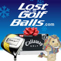Free Ground shipping on your order at LostGolfBalls.com Coupon Valid Till 12-19-2008