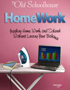 HomeWork: Juggling Home, Work, and School Without Losing