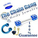 Male Body Jewelry - The Chain Gang