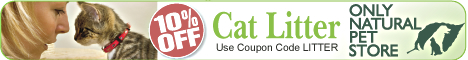 10% OFF Natural Cat Litter