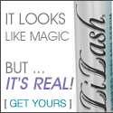 LiLash - Twice the lash in half the time! Try it today!