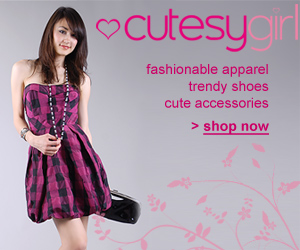 CutesyGirl - fashionable footwear & apparel