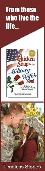 Chicken Soup for the Military Wife's Soul
