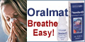 Oralmat for Asthma
