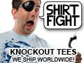 ShirtFight - Knockout T-shirts