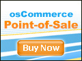 osCommerce Point of Sale