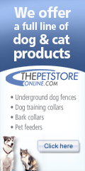Dog Fences Training and Bark Collars Pet Feeders
