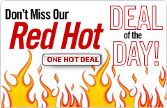 Red Hot Deals of the Day - Altrec Outdoors