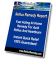 Acid Reflux Remedy Report