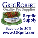Discount Reptile Supplies at GregRobert