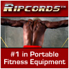 Ripcords - Portable Fitness Equipment