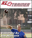 RZ Trainer - endorsed by Joe Montana!