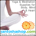 SantoshaShop - Yoga & Meditation Supplies for Body, Mind & Heart.