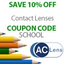 Back To School Coupon Code at AC Lens Good till 08.31.2008