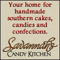 Savannah''s Candy Kitchen :: Your home for handmade southern cakes, candies and confections.