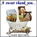 Send someone a sweet thank you...