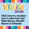 Seralago Hotel & Suites 3 miles from Disney