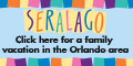 Seralago Hotel & Suites family vacation in Orlando area