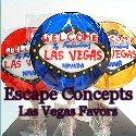Las Vegas Themed Wedding Favors
