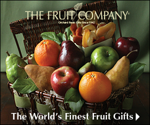 monthly fruit club engagement gift