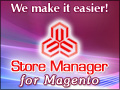 Store Manager for Magento Cart