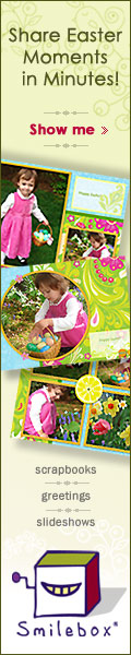 Share Easter Moments with Smilebox!