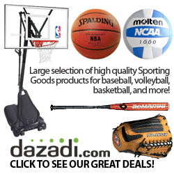 Check out the great deals on sporting goods at Dazadi.com